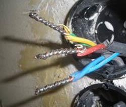 Правила электромонтажа электропроводки в помещениях. Ленинск-Кузнецкие электрики.