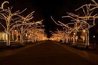 Подключение освещения зданий в Ленинск-Кузнецком