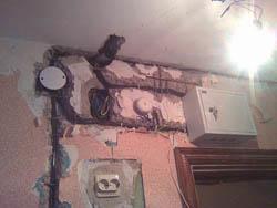 Замена электропроводки в Ленинск-Кузнецком